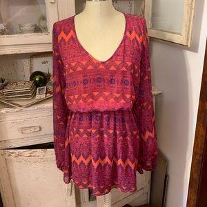 Show Me Your Mumu Flirty Mini Dress Sz Sm